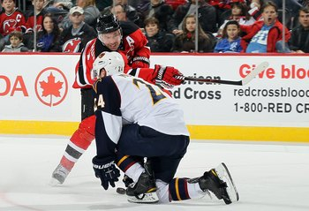 Meyer proved steady and reliable as a member of the Thrashers defense
