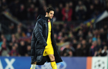 Cesc Fabregas: Will He Move to AC Milan?