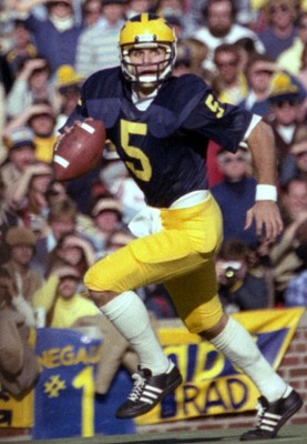 John Wangler, 1980 (Photo: University of MIchigan)