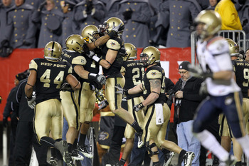 One of the greatest rivalries in college football is the annual Army-Navy game.