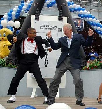 Jones Dancing