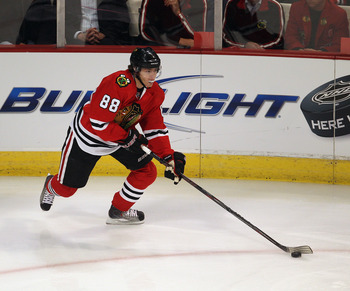 Patrick Kane could be traded to add some needed depth to the Blackhawks roster.