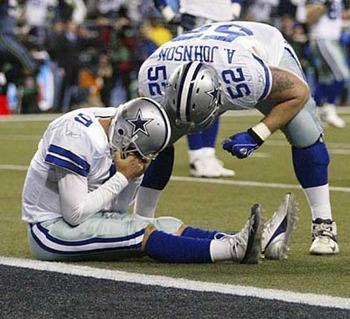 Romo Fail