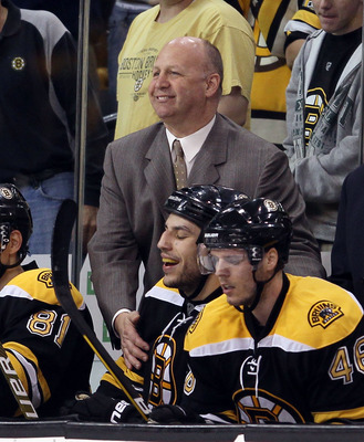 Claude Julien has shown why he is the right man to coach this group of Boston Bruins