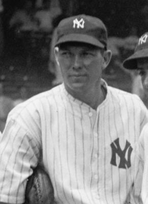 Bill DIckey in 1937