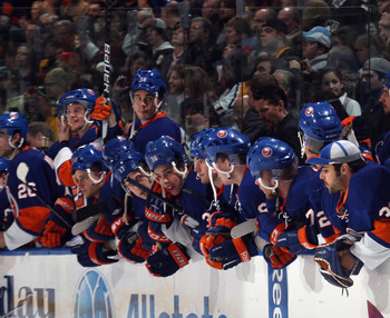This young Islanders team is going to be one of the most exciting teams in the league.