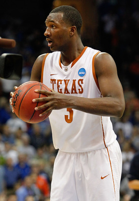 TULSA, OK - MARCH 20:  Jordan Hamilton #3 of the Texas Longhorns reacts at the end of their 70-69 loss to the Arizona Wildcats in the third round of the 2011 NCAA men's basketball tournament at BOK Center on March 20, 2011 in Tulsa, Oklahoma.  (Photo by T