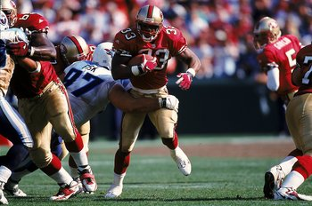 Lawrence Phillips changed the course of 49er history