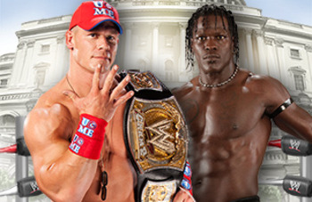 Cena and R-Truth are poised to go one on one June 19 at WWE's Capitol Punishment