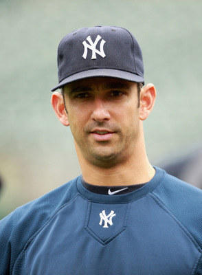 Jorge Posada has been rumored as trade bait