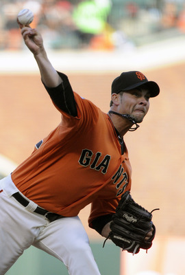 Ryan Vogelsong has given the Giants a huge lift