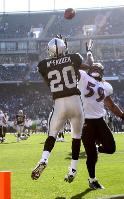 "Darren McFadden has the potential to be ""The New Marshall Faulk."""