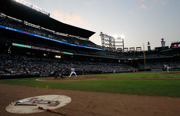 ATLANTA, GA - JUNE 01:  A general view of the Turner Field during the game between the Atlanta Braves and the San Diego Padres on June 1, 2011 in Atlanta, Georgia.  (Photo by Kevin C. Cox/Getty Images)