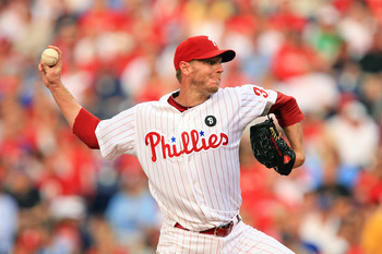 Once again, Roy Halladay is having a dominant season.