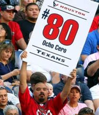 Even though the Texans are a young franchise, they still have their heroes.