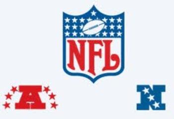 Original 1970 AFC and NFC logos