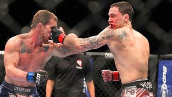 Will the third time be the charm for Edgar who has never defeated Maynard...