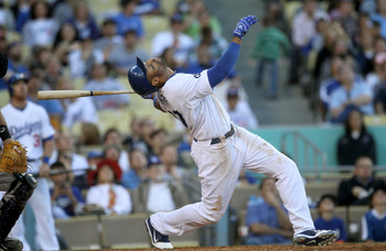 Yes, I'm using this photo of Matt Kemp strictly for comedic purposes.
