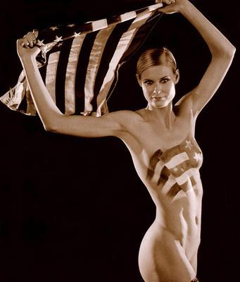 Naked Sportswoman 73