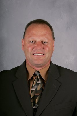 UNIONDALE, NY - 2007:  Gerard Gallant of the New York Islanders poses for his 2007 NHL headshot at photo day in Uniondale, New York. (Photo by Getty Images)