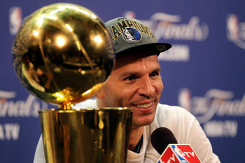 Jason Kidd finally got his first title after 17 years of being an absolute ambassador of the game.