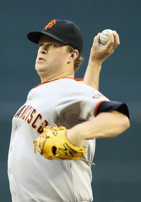 Matt Cain gives the Giants two number one pitchers.