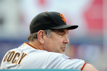 Bruce Bochy has shown his worth as the Giants' manager