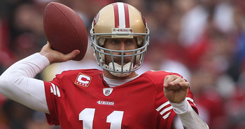 Alex Smith will be crucial to 49er success in 2011.