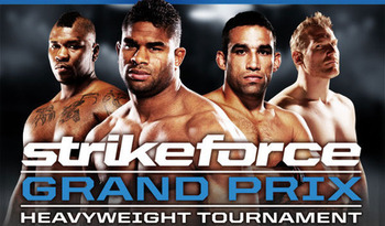 Photo courtesy of strikeforce / texasfighting.com
