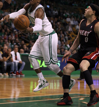 Rajon Rondo has been a big part of the Celtics' resurgence.