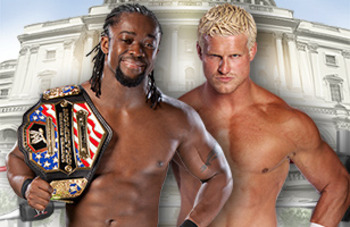 Kofi Kingston vs. Dolph Ziggler for the United States Title