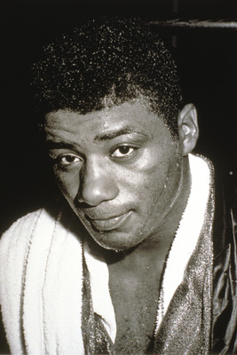 UNDATED: Two time world heavyweight champion  Floyd Patterson takes a portrait.  Floyd Patterson held the title from late 1956 to mid 1959. And again in mid 1960 to mid 1962.(Photo by Getty Images)