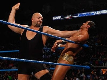 Will the Big Show gain a measure of revenge on Del Rio?