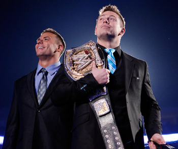 Alex Riley and The Miz use to be like brothers when Miz was WWE Champion, but now they are bitter enemies and they will finally go one on one this Sunday