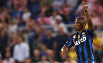 Inter Milan's Samuel Eto'o Would Work Wonders at Manchester City