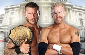 Randy Orton will defend his World Title agianst the recently changed Christian. Will it be time for Christian to gain revenge and his title back or will the Age Of Orton remain in full effect?