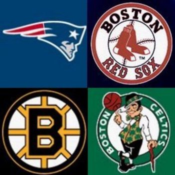 Boston Sports Teams All In One
