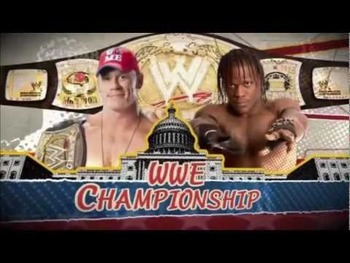 R-Truth's recent heel turn has garner him enough momentum to challenge John Cena for the WWE Title this Sunday. Will the WWE Universe be in shock or will they celebrate?