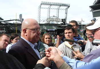 Will Jack Zduriencik be answering questions about signing Fielder this offseason?