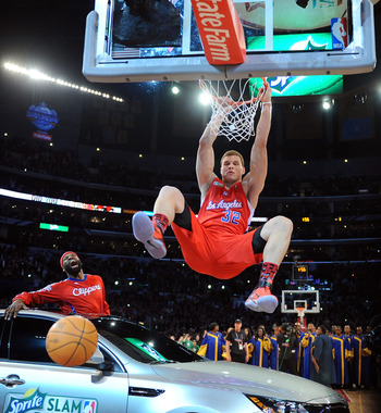 Blake Griffin has only begun to tap into his potential.