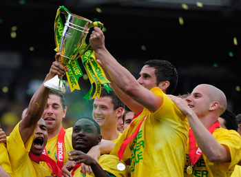 After six years, Norwich FC return to the Premier League on opening day.
