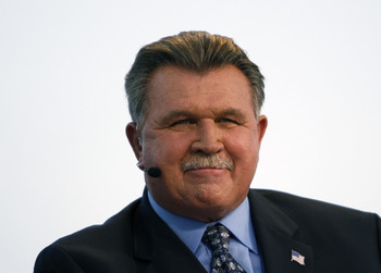 ESPN - NFL  Primetime Mike Ditka  (Photo by Allen Kee/Getty Images)