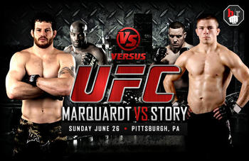 UFC Live: Nate Marquardt vs Rick Story