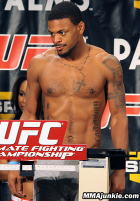 "Michael ""The Menace"" Johnson provided by MMAjunkie.com"