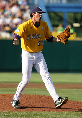 Former LSU pitcher Anthony Ranaudo could be the future ace of the Red Sox