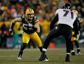 Gaither holds off Pro Bowler Clay Matthews