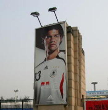 A Tribute to the Capitano in Hamburg