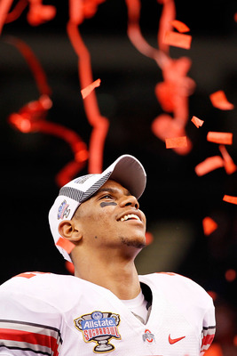The party is over for Terrelle Pryor
