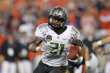 LaMichael James can make a statement for the Heisman against LSU's loaded defense.