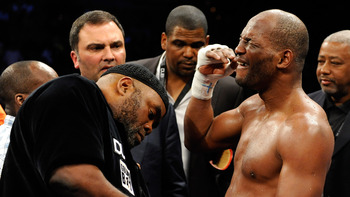 Bernard Hopkins: One of the dominant middleweight champions of all time